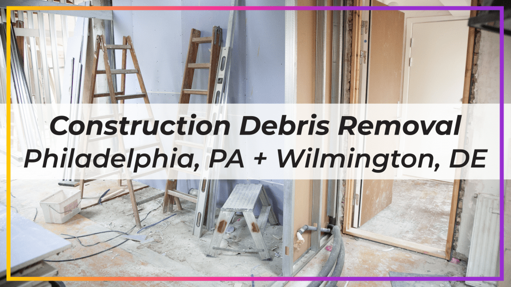 construction debris removal